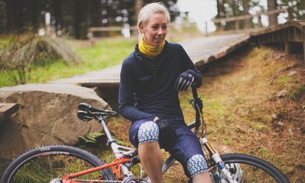 Cycling fashion: Mountain bikers get their own brand of chic