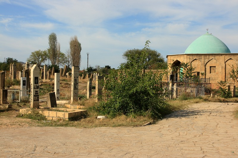 "Derbent: one of the most ancient ""living"" cities in the world, South of Russia"