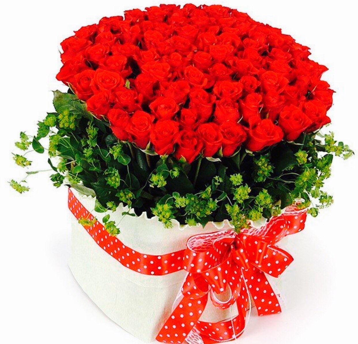 Открытка букет цветов фото с днем рождения
