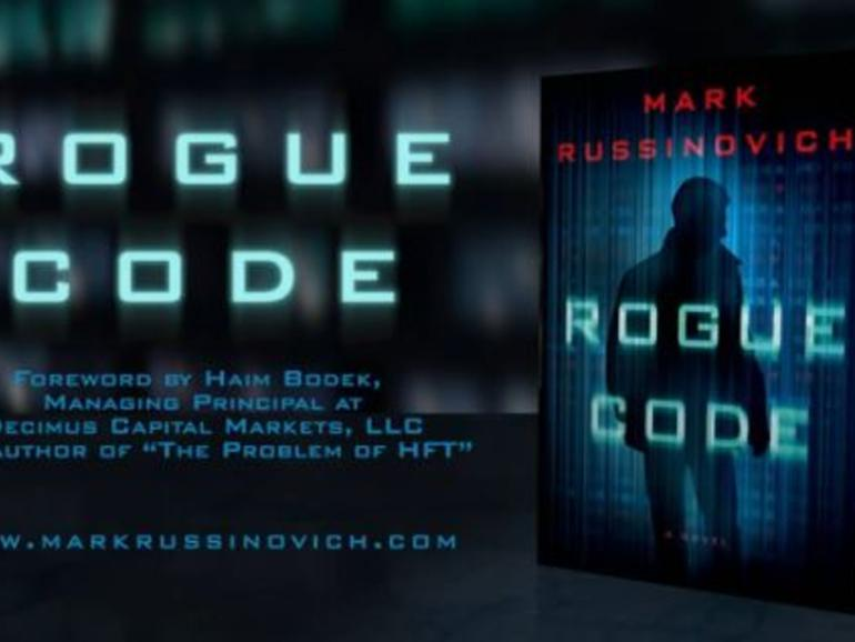 Geek lit: Microsoft's Mark Russinovich and his Rogue Code