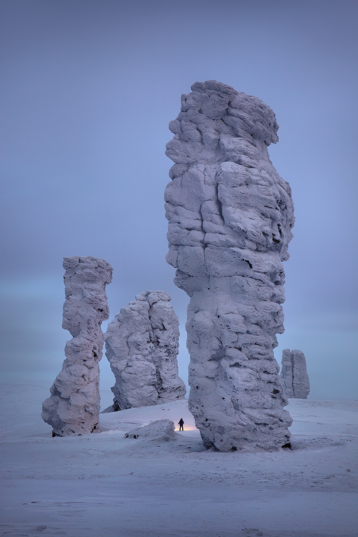 The Weathering Pillars, Komi Republic, Russia, photo 3
