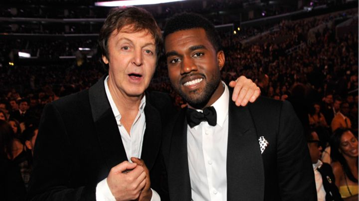 Surprise a new track is a collaboration between Paul McCartney and Kanye West
