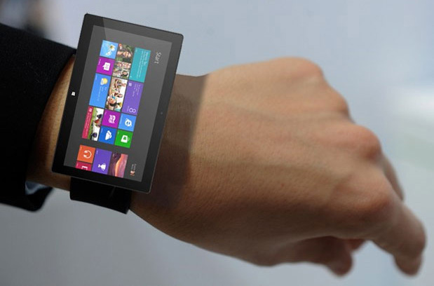 A Microsoft smartwatch could be here within weeks