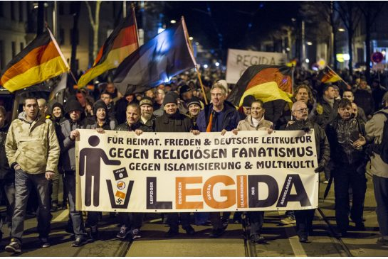 Anti-Muslim, anti-immigrant rallies grow in Europe